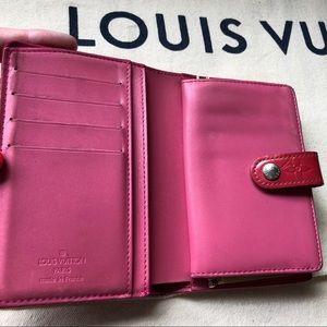 Louis Vuitton Bags - Louis Vuitton Monogram Vernis French Wallet Purse